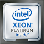 Intel Xeon Platinum 8160F