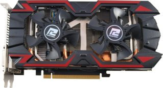 迪兰恒进PCS Plus R9 380 2GB