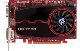 迪兰恒进HD 7730 2GB DDR3